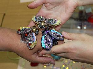 Отчет о проведении мастер-класса по броше жук | Ярмарка Мастеров - ручная работа, handmade