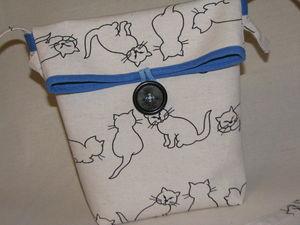 Шьем летнюю сумку. Ярмарка Мастеров - ручная работа, handmade.