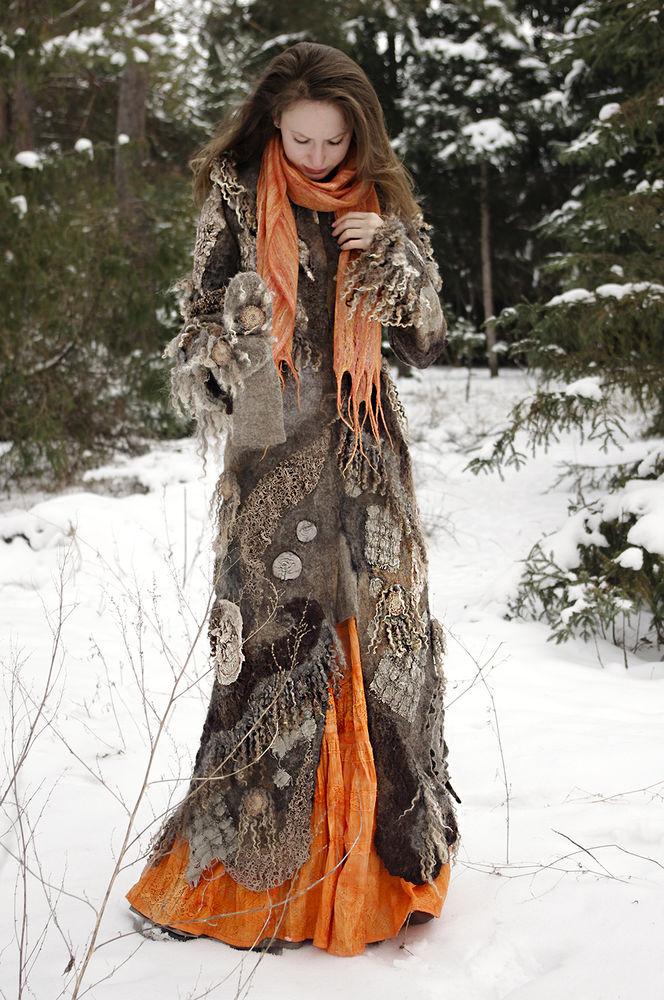 арт-пальто