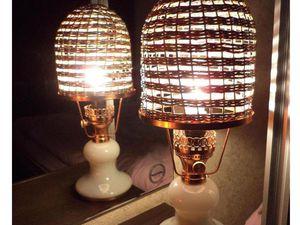 Реконструкция плафона лампы. Тип