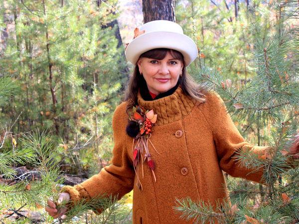 Осень 2016 Новая любительская. | Ярмарка Мастеров - ручная работа, handmade