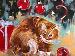 Прекрасный подарок к Новому году. Ярмарка Мастеров - ручная работа, handmade.