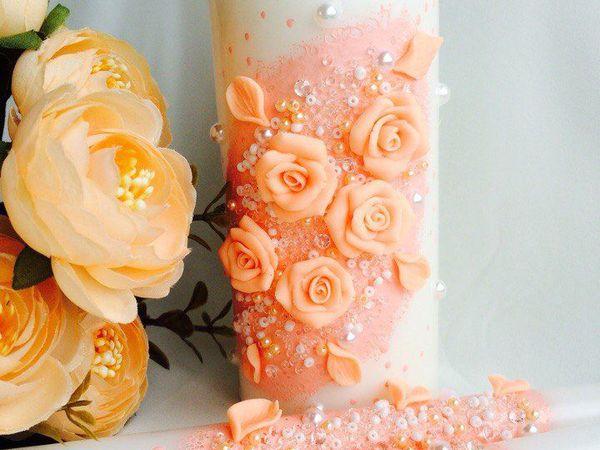 Только до конца октября все свечи по 500 рублей | Ярмарка Мастеров - ручная работа, handmade