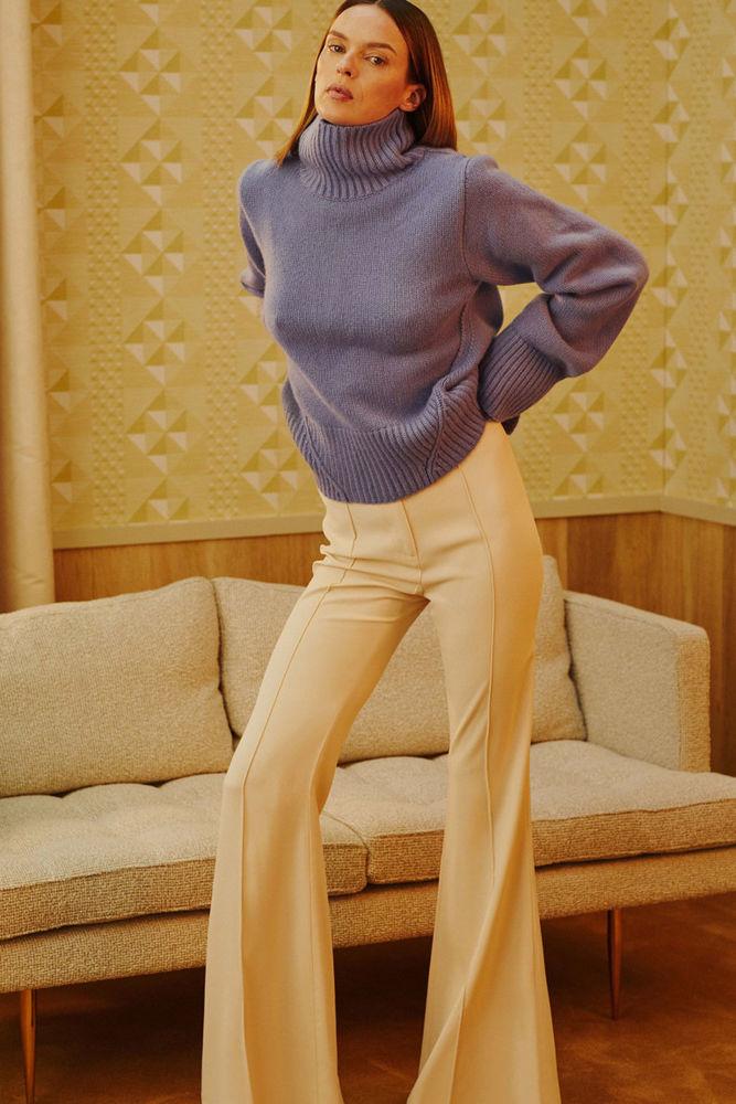Knitwear Trends Spring-Summer 2018, фото № 9
