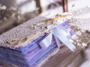 Lavender Grimoire | Ярмарка Мастеров - ручная работа, handmade