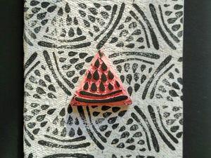 Штамп из ластика. Ярмарка Мастеров - ручная работа, handmade.