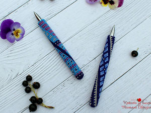 Бисерные ручки: часто задаваемые вопросы. Ярмарка Мастеров - ручная работа, handmade.