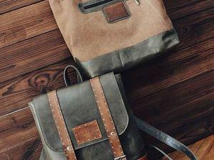 Скидка 40%! Летняя распродажа сумок и рюкзаков :) только 2 дня!. Ярмарка Мастеров - ручная работа, handmade.