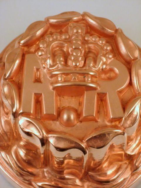 Copper Molds