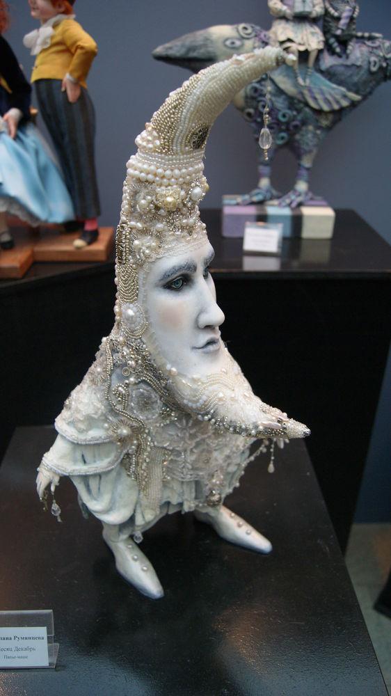 Выставка «Искусство куклы» в Гостином дворе, фото № 10
