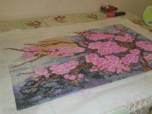 Отшив бисером схемы вышивки