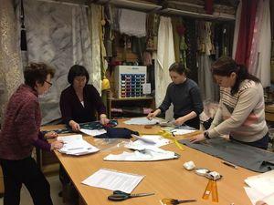 Принимаем активное участие в обучении мастерству шитья на оверлоке. Ярмарка Мастеров - ручная работа, handmade.