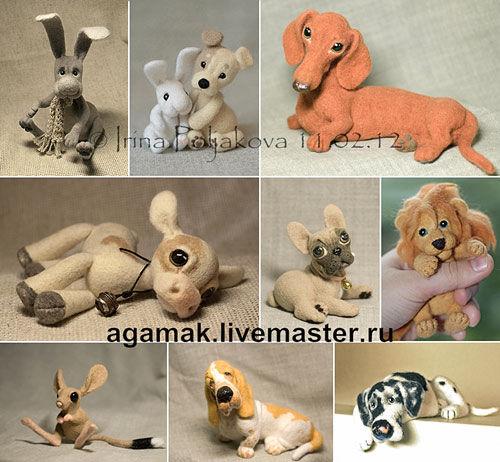 мастер-класс, живые игрушки, эксклюзивный подарок, животные