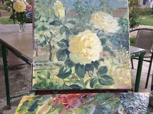 Одна из новых роз! Южная роза!. Ярмарка Мастеров - ручная работа, handmade.