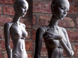 Скоро первый предзаказ на полиуретановых кукол. Ярмарка Мастеров - ручная работа, handmade.