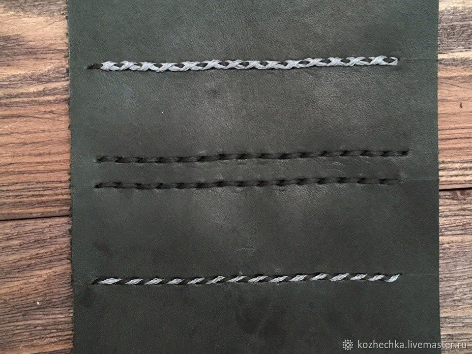 декоративный шов