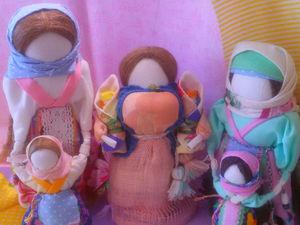 Топ-5 самых популярных народных кукол | Ярмарка Мастеров - ручная работа, handmade