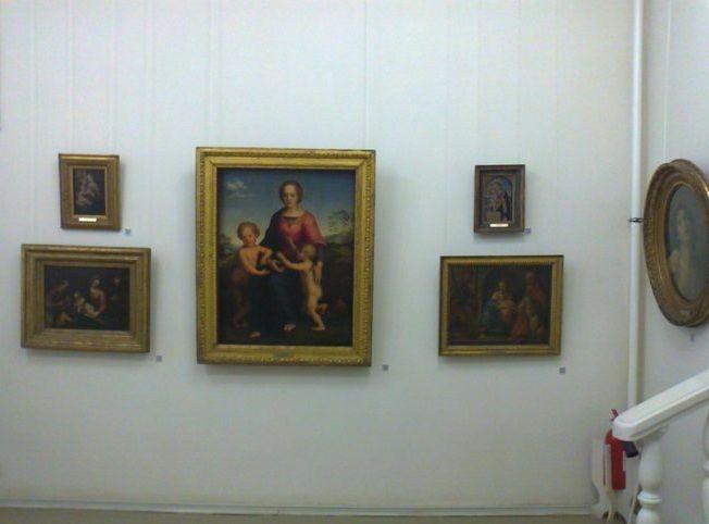 Пермская художественная галерея — культурная жемчужина Перми