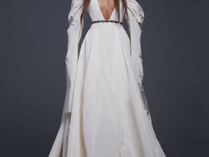 Если Вера Ванг уйдет из свадебной моды, свадебная мода останется ни с чем. Ярмарка Мастеров - ручная работа, handmade.