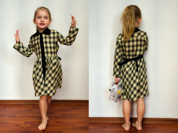 детское платье, платье для девочки