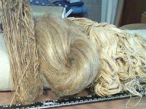 Необыкновенные свойства натуральных волокон. Ярмарка Мастеров - ручная работа, handmade.