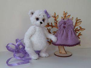 Мой первый Мишка | Ярмарка Мастеров - ручная работа, handmade