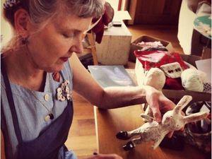 Julie Arkell — a Sunny Woman. Livemaster - handmade