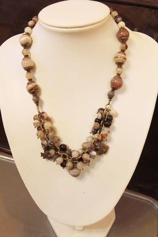 Авторские украшения из натуральных камней  и жемчуга своими руками, фото № 33