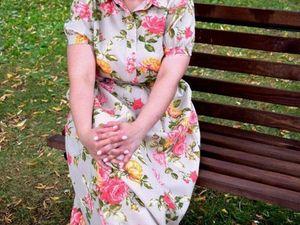 Красивые платья на прогулке | Ярмарка Мастеров - ручная работа, handmade