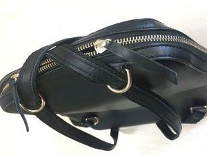 Делаем новые ремни на рюкзаке. Ярмарка Мастеров - ручная работа, handmade.