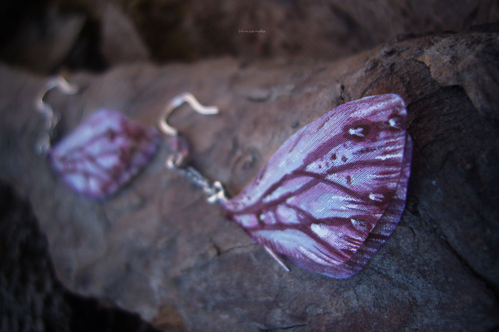 крылья бабочки, волшебство