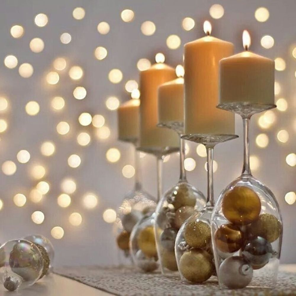 Christmas Decorations from Recycled Materials, фото № 35