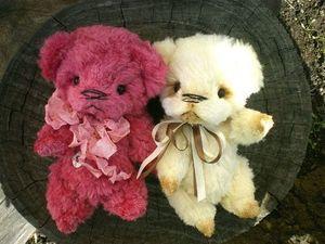 Много свободных медвежат:) Ищем домики!. Ярмарка Мастеров - ручная работа, handmade.