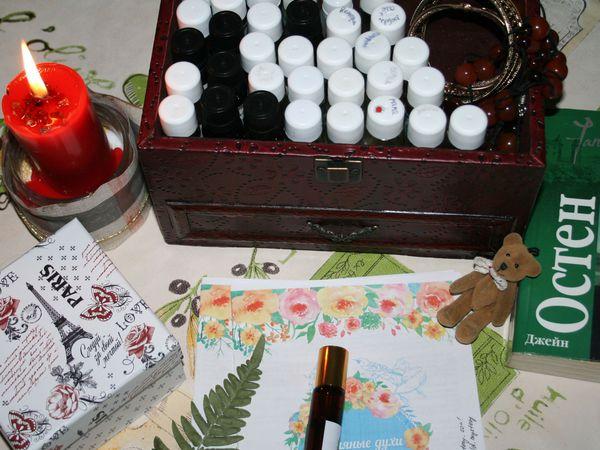 Хранение и применение масляных духов.   Ярмарка Мастеров - ручная работа, handmade