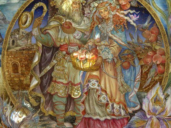 Ламмас (Лугнасад) - для тех, кто почитает Колесо Года | Ярмарка Мастеров - ручная работа, handmade