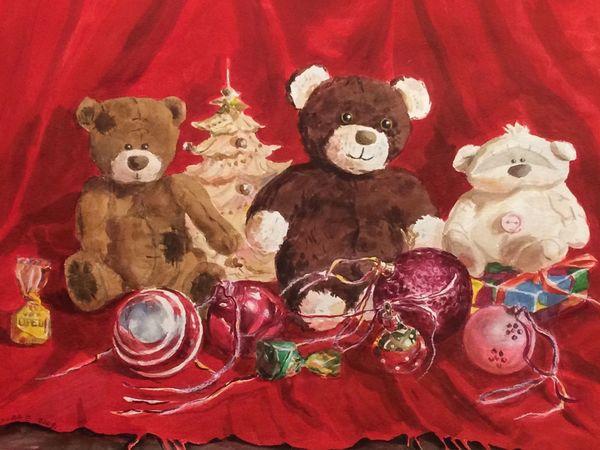 Новогодний подарок   Ярмарка Мастеров - ручная работа, handmade