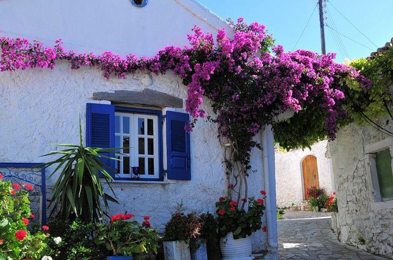 Греческий стиль в интерьере лаконичность, свобода и сдержанность цвета, фото № 24