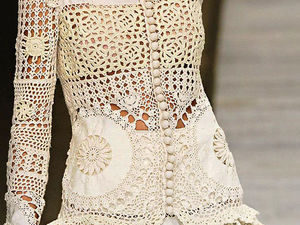 50 Original Lace Decor Ideas for Outfits and Accessories. Livemaster - handmade