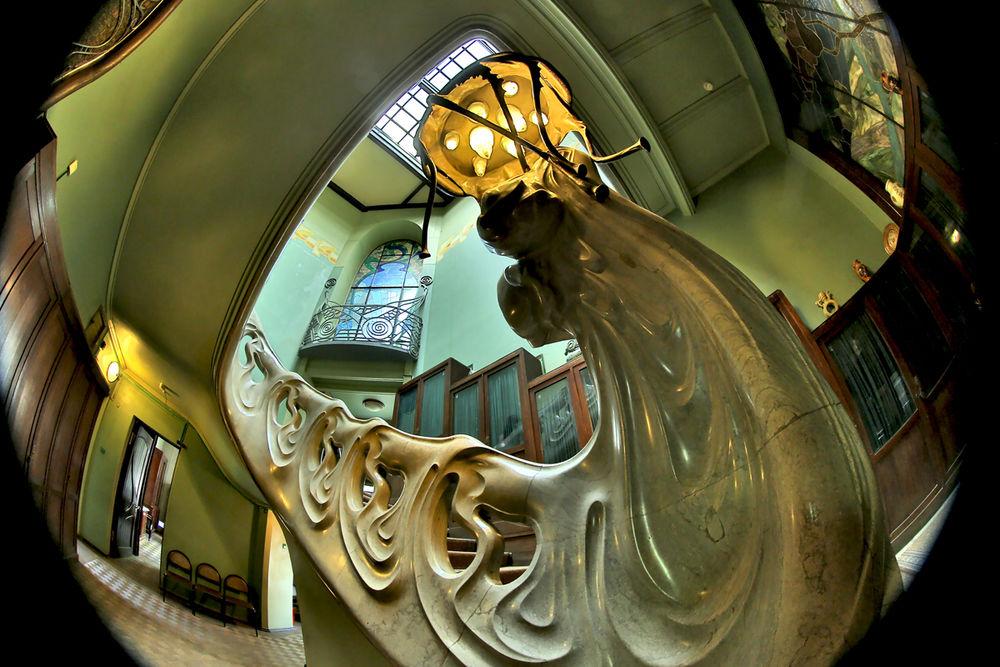 Особняк С.П. Рябушинского — чудо в стиле модерн в центре Москвы