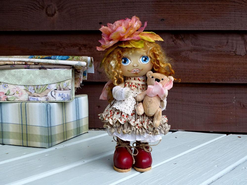 день кукольника, тедди