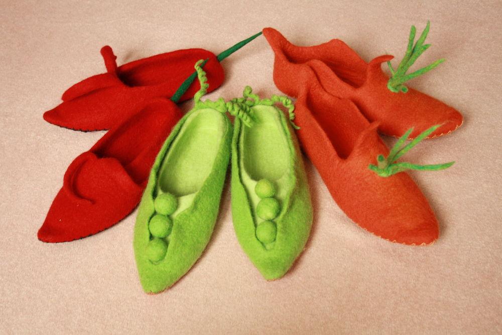 «Оптимальная авторская технология валяния обуви в домашних условиях». Мастер-класс Ирины Полубояриновой, фото № 4