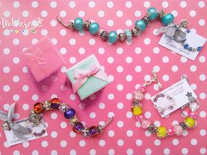Распродажа детских и подростковых браслетов по вкусным ценам до 29.09. Ярмарка Мастеров - ручная работа, handmade.