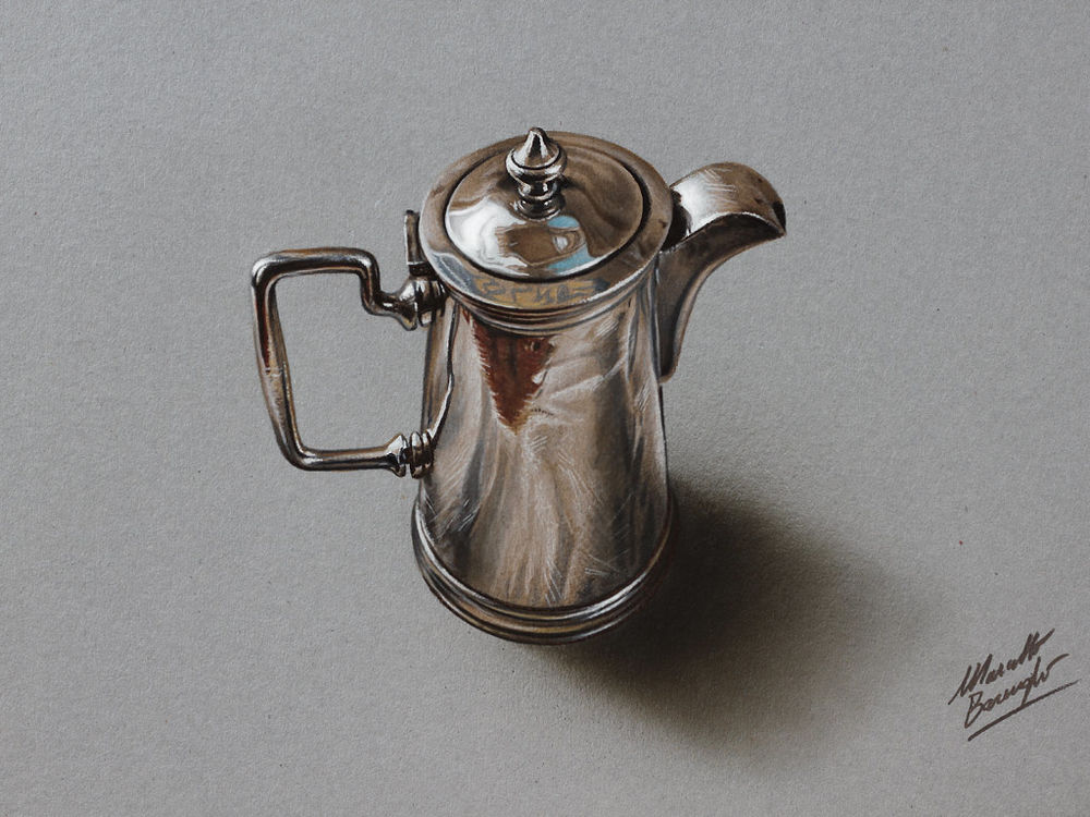 Amazing Hyperrealism by Artist Marcello Barenghi, фото № 49