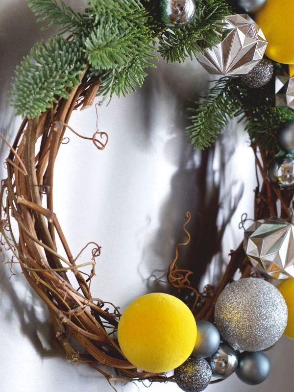 новогодний подарок, подарок на новый год, натуральные материалы