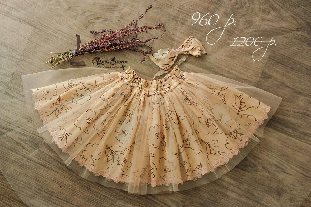 платье со скидкой, платье на годик, платье на лето