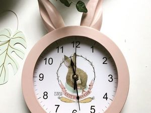 Новинка в разделе декор! Настенные часы. Ярмарка Мастеров - ручная работа, handmade.