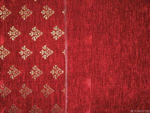 Многолотовый аукцион с нуля на кожзам и ткань. Ярмарка Мастеров - ручная работа, handmade.