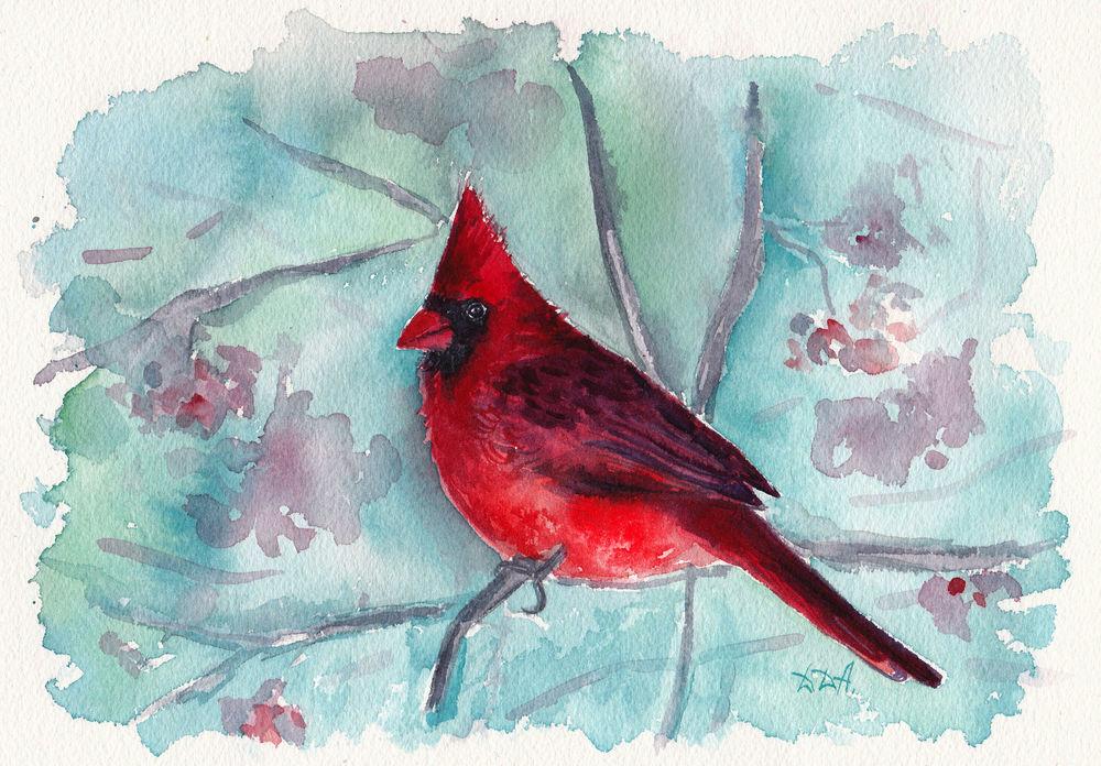 мастер-класс, живопись, птицы, птица, акварель, мастер-класс по акварели, акварельная живопись, акварельная картина, рисунок, рисование, рисование для начинающих, рисование акварелью