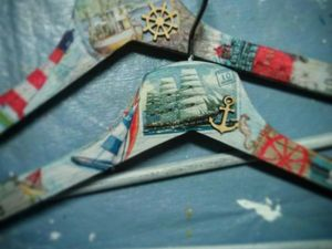 Готовятся выйти в море. Ярмарка Мастеров - ручная работа, handmade.