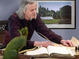 Удивительные котокусты Ричарда Сондерса. Ярмарка Мастеров - ручная работа, handmade.